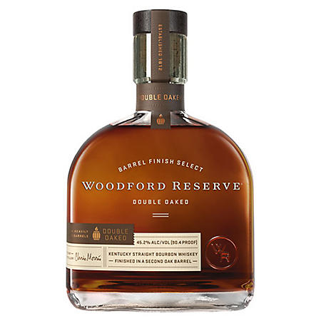 +WOODFORD RESERVE DOUBLE OAK WHISKEY