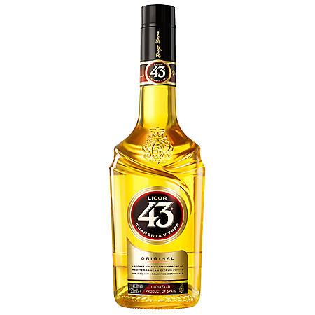 Licor 43 Liqueur (750 ml)