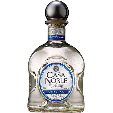 Casa Noble Crystal Tequila Blanco (750 ml)