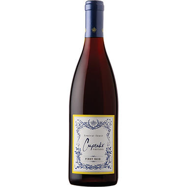 Cupcake Central Coast Pinot Noir (750 ml)