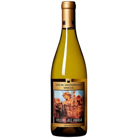 Calling All Angels Chardonnay (750 ml)