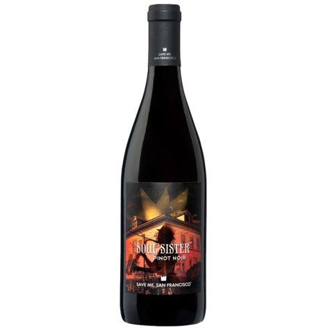 Soul Sister Pinot Noir (750 ml)