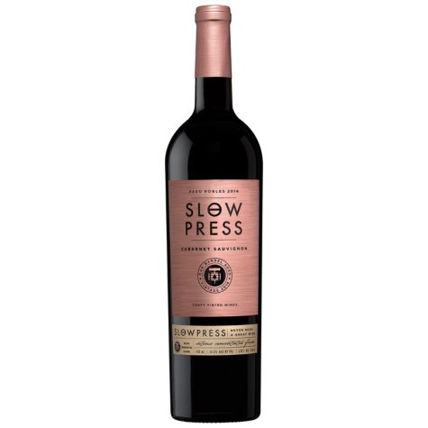 Slow Press Cabernet Sauvignon (750 mL)
