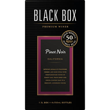 Black Box Pinot Noir (3L box)