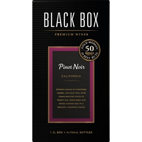 BLACK BOX 3.0 LITER PINOT NOIR