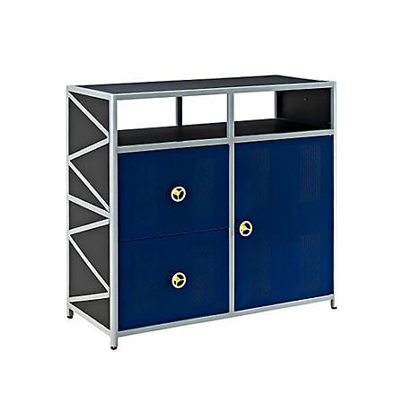 Dune Buggy Storage Cabinet - Blue