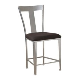 Big & Tall Metal Contemporary Bar Stool (Assorted Sizes)