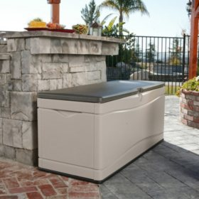 Lifetime Deck/Storage Box- 130 gal.
