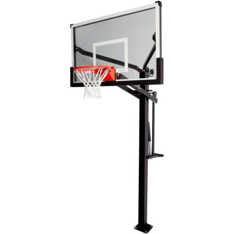 "54"" Lifetime Mammoth Basketball System"