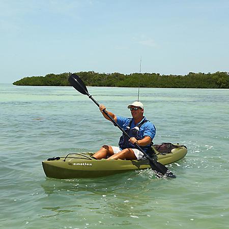 Emotion Renegade 10' XT Fishing Kayak