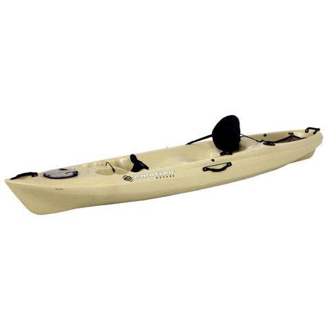 Emotion Stealth Angler Kayak (Sandstone)