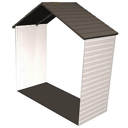 2.5' Lifetime® Extension Kit for 8' Storage Sheds