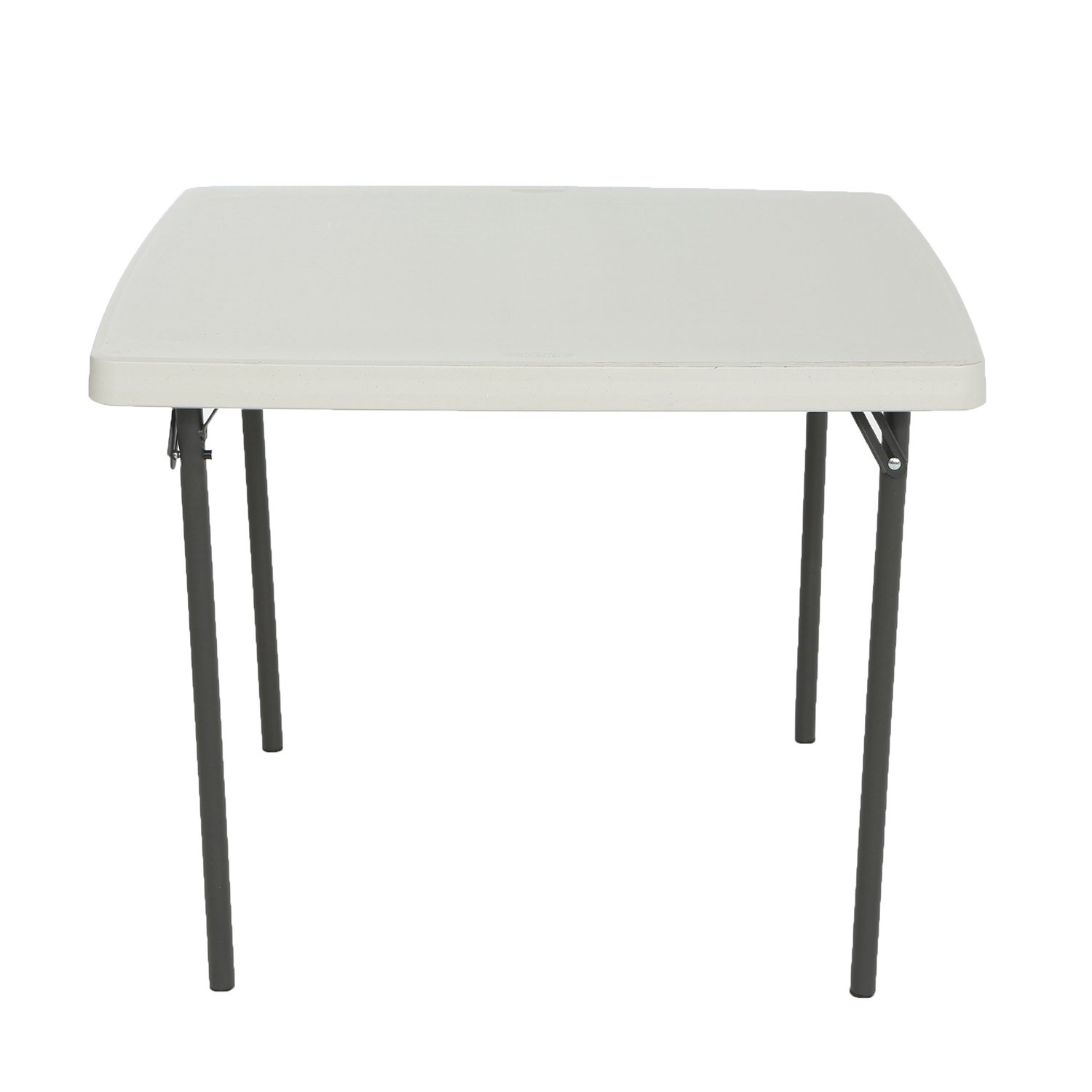 "Lifetime 37"" mercial Grade Card Table Select Color Sam s Club"