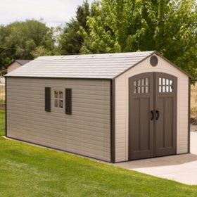 Sheds & Outdoor Storage - Sam's Club on portable building tie downs, steel building tie downs, utility building tie downs, hot tub tie downs, pressure washer tie downs,