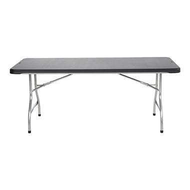 Lifetime 6 Commercial Grade Stacking Folding Table Choose A Color