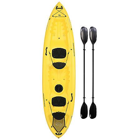 Emotion Spitfire 12' Tandem Kayak (2 Paddles Included), 90604