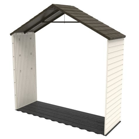 Lifetime 8' Shed Extension Kit