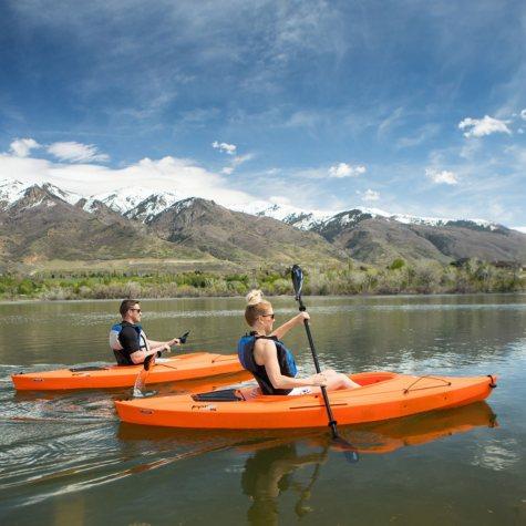 "Lifetime 2 Pack 116"" Adult Payette Kayak"