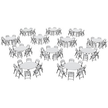 commercial light feet folding white in philippines price lifetime table list fold sale half for tables