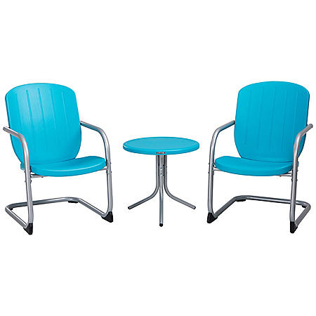 Lifetime Retro 3-Piece Patio Set