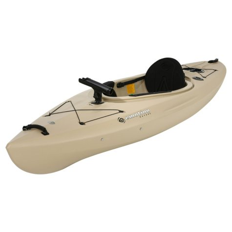 Emotion Revel 10' Angler Tan Kayak, 90767