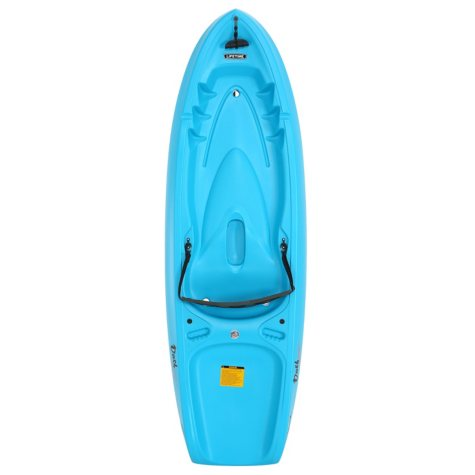 "Lifetime Dash 6' 6"" Youth Kayak, Glacier Blue, 90787"