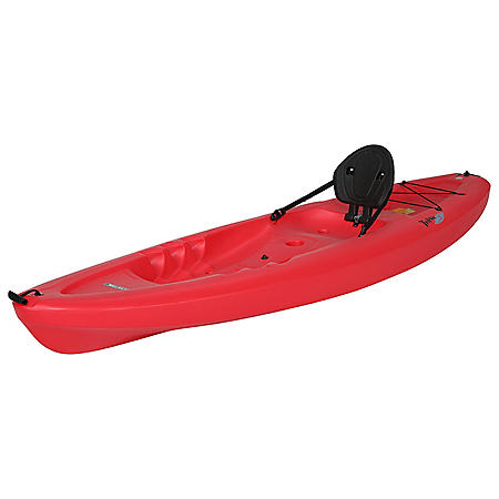 Lifetime Triton 10' Red Kayak