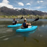 Lifetime Payette 116-in Sit-In Kayak, 2-Pack Deals