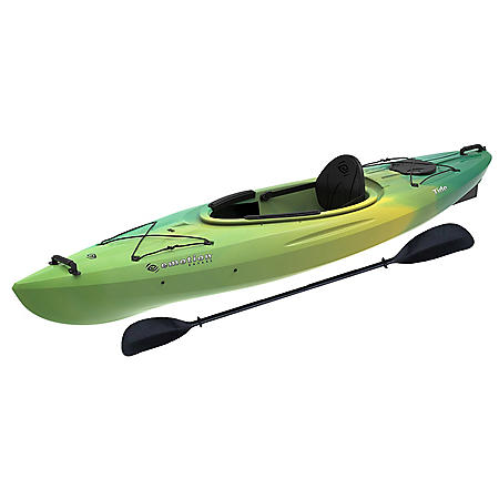 "Emotion Tide 10' 3"" Sit-In Kayak (Paddle Included), 90848"
