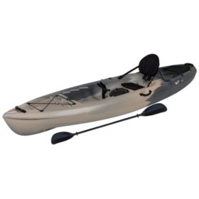 Lifetime Weber 132 Kayak, Recon Fusion