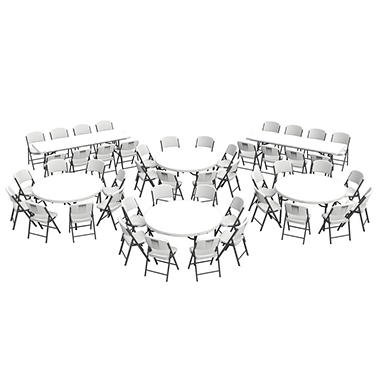 Lifetime Combo 4 60 Quot Tables 2 8 Tables And 48