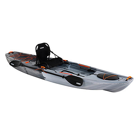 Lifetime Yukon Angler 116 Fishing Kayak (Paddle Included)