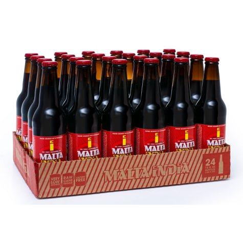 Malta India Malt Beverage (12 fl. oz., 24 pk.)