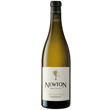 Newton Unfiltered Chardonnay (750 ml)