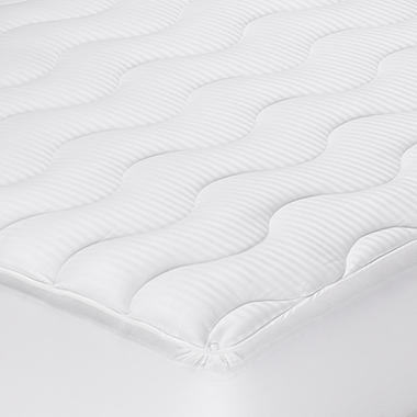 Extra Comfort Snap N' Wash Mattress Pad - Various Sizes