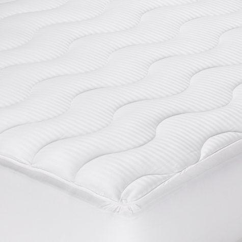 Extra Comfort Snap N' Wash Mattress Pad - Various Sizes