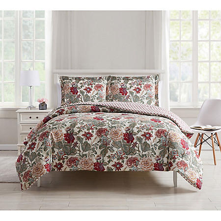 Waverly Sonnet Sublime Oversized 3 Piece Comforter Set (Various Sizes)