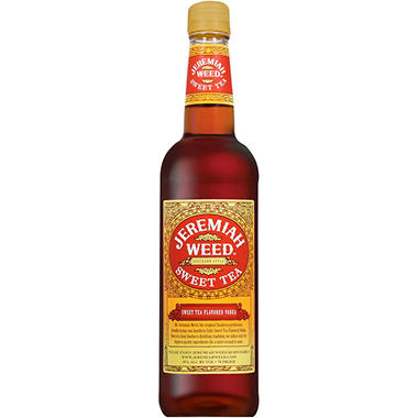Jeremiah Weed Sweet Tea Flavored Vodka (750 ml)