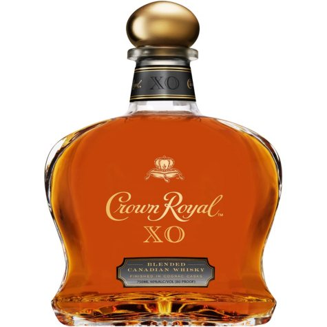 Crown Royal XO Blended Canadian Whisky (750mL)