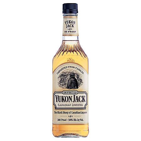 Yukon Jack Canadian Liqueur (1 L)