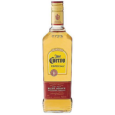 Jose Cuervo Especial Tequila Reposado (750 ml)