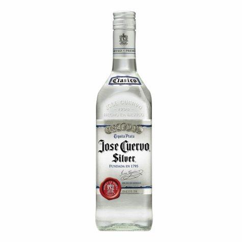Jose Cuervo Especial Silver Tequila (750 ml)