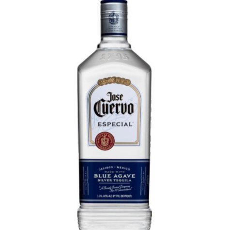 Jose Cuervo Especial Silver Tequila (1.75 L)
