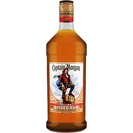 Captain Morgan Spiced Barrel Rum (1.75L)