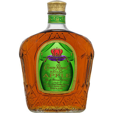 +CROWN ROYAL REGAL APPLE 750ML