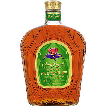 Crown Royal Regal Apple Flavored Whisky (1L)