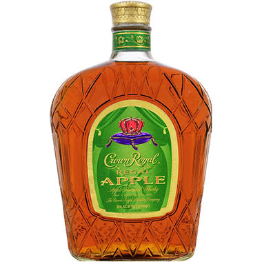 Crown Royal Regal Apple Flavored Whisky (1 L)