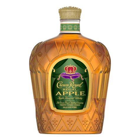 Crown Royal Regal Apple Flavored Whisky (1 L)