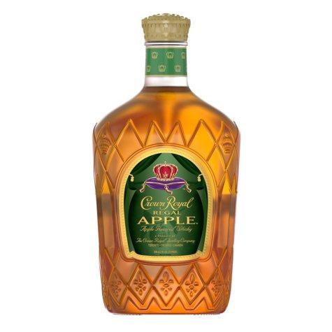 Crown Royal Regal Apple Flavored Whisky (1.75L)