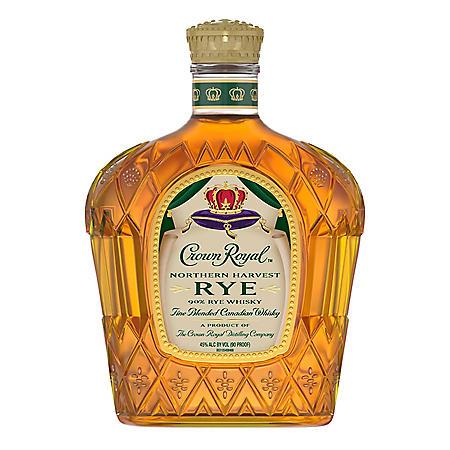 Crown Royal Northern Harvest Rye Blended Canadian Whisky (750mL)